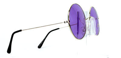 Purple Lennon Style Sunglasses 1093