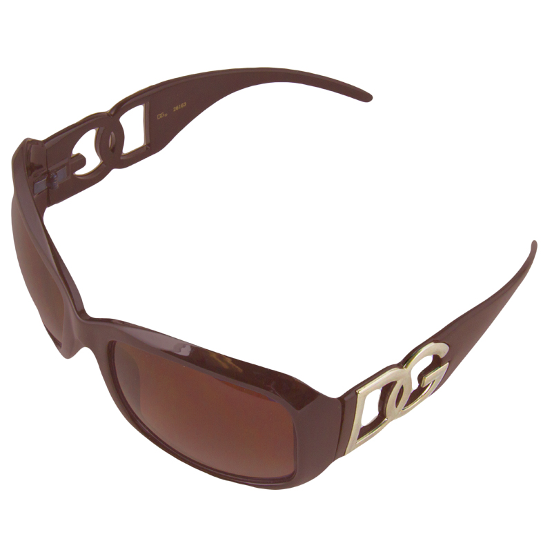 Brown Woman's Designer Sunglasses Shades 7051