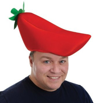 Chili Pepper Hat 1493