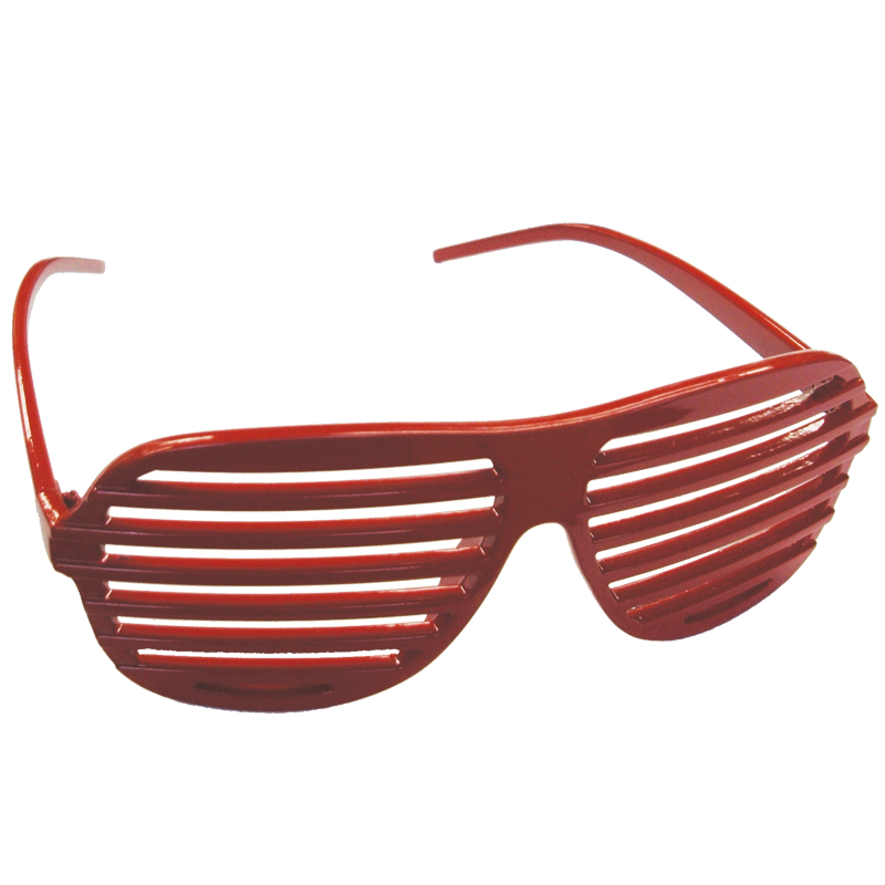 Red Shutter Shades 1162